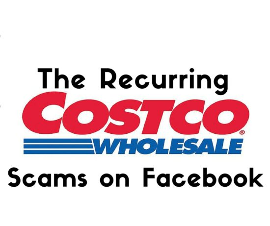 The Recurring Costco Scams on Facebook